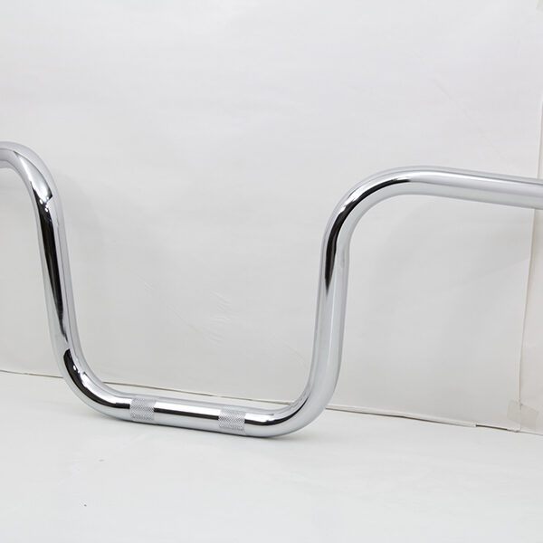 Highrise Handlebars - Chrome