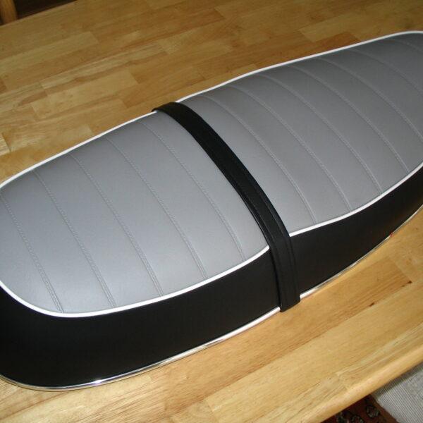 grey top seat