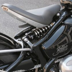 Matris mono shock for Triumph Bobber 1200