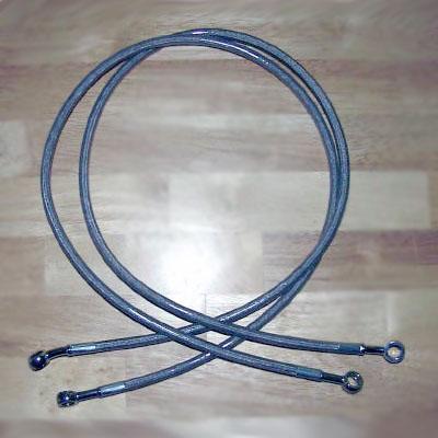 Custom Stainless Steel Brake Hose