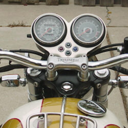 Superbars 1″ Handlebars for Triumph Bonneville