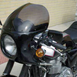 Cafe Racer Windscreen Fairing for Triumph Bonneville, Thruxton, Scrambler range of motorcycles