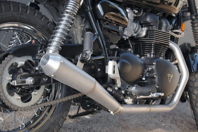 d&d 2-2 full exhaust system
