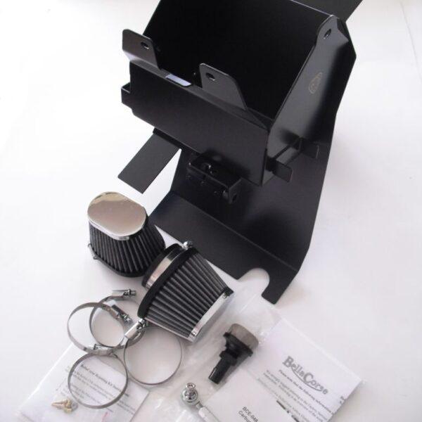 BellaCorse Air Box Elimination Kit for Triumph Bonneville, Thruxton & Scrambler