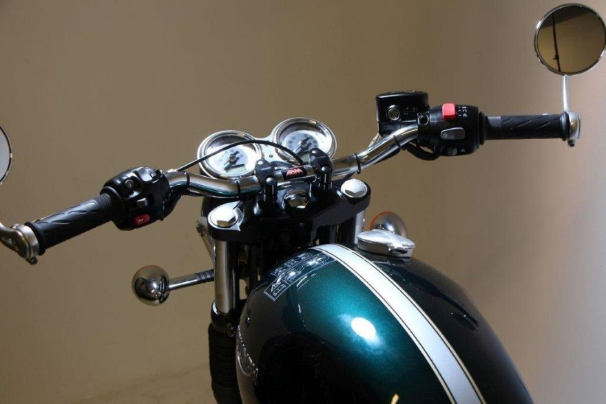 Thruxton 1200 Handlebar Conversion Kit