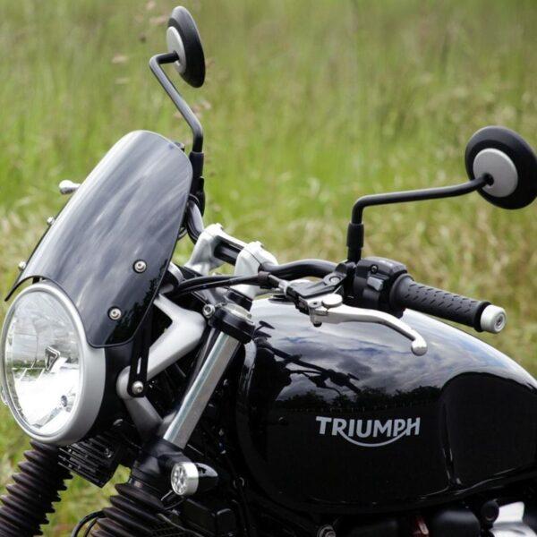 Triumph Street Twin Dark Tinted Fly Screen