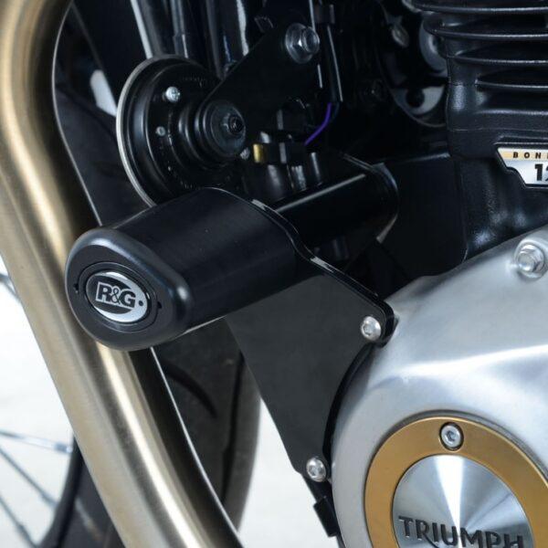 R&G Racing Aero Frame Sliders for Triumph Bobber