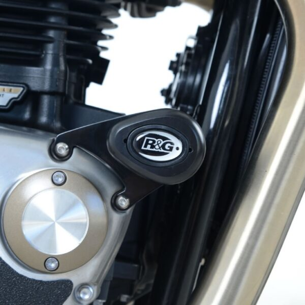 R&G Racing Aero Frame Sliders for Triumph Bobber