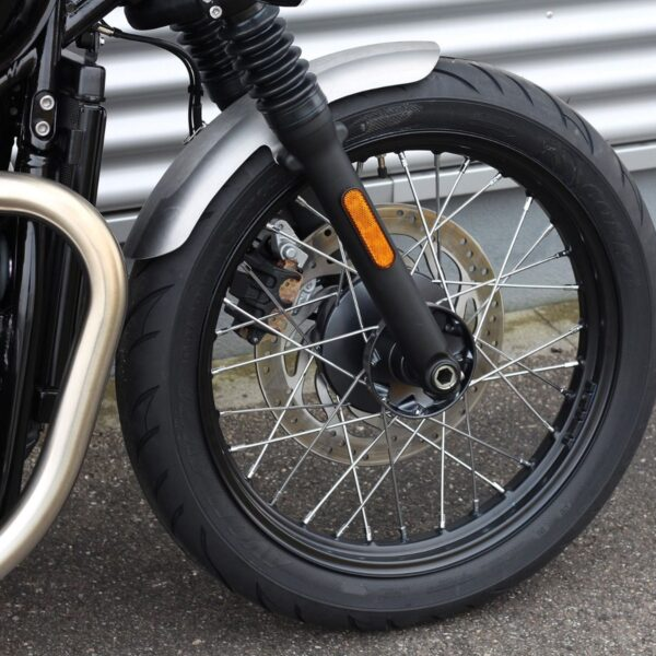 Wunderkind Customs Front Fender for Triumph Bobber