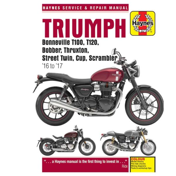 Custom parts & accessories for new Triumph Bonneville motorcycles