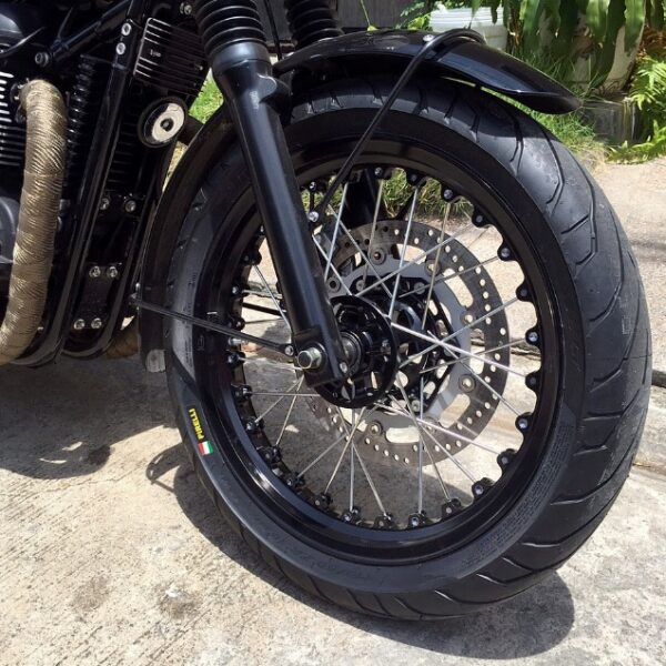 Kineo Wire Spoke Wheels for Triumph Bonneville